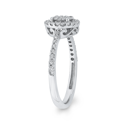 1/2-ct-Round-Diamond-10K-White-Gold-Double-Halo-Fashion-Ring