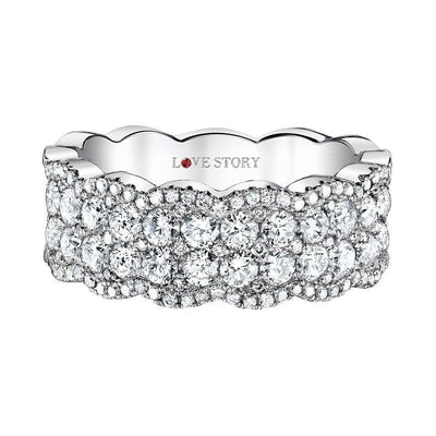 Love Story Glamour Diamond Band