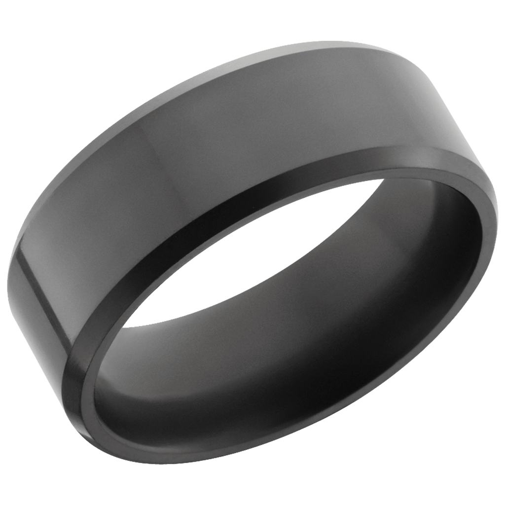 Black Diamond Wedding Band Wedding Band BW James Jewelers