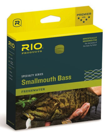 Rio smallmouth fly line