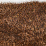 Deer Hair, Short and Fine - Rusty Brown (051)
