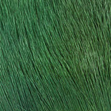 Deer Belly Hair - Bright Green