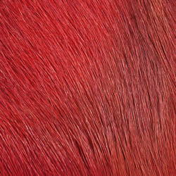Deer Belly Hair - Fl Red