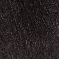 Calf Body Hair - Black