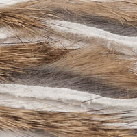 Rabbit Zonkers, Cross-Cut - Natural Brown (RC227)