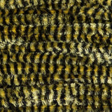 Variegated Chenille - Black/Yellow (VG2300)