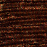 Variegated Chenille - Dark Olive/Rust (VG2343)