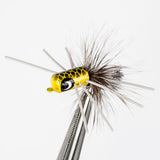 Bea Bea Bug - Yellow/Grizzly, #8