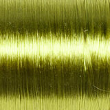 Floss - Four Strand Rayon - Worm Green (FSS070)