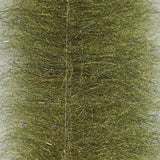 EP Streamer Brush w/Micro Legs - Olive