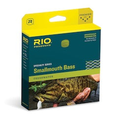 Rio Smallmouth Bass Fly Line - WF8F