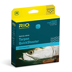 Rio Tarpon Quickshooter F/I - WF12F/I, Clear Tip/Sea Grass