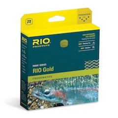 RIO Gold Freshwater Fly Line - WF8F