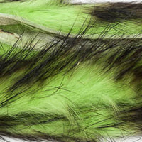 Rabbit Zonkers, Two Toned - Black/Fl. Chartreuse (TT5)
