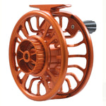 7wt / Burnt Orange / Reel