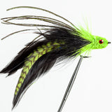 Andino Deceiver - Charteuse/Black, 4/0
