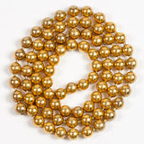 Bead Chain Eyes - Gold