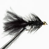 Bead Head Woolly Bugger - Black