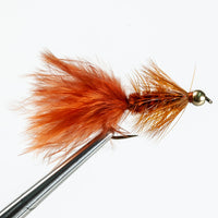 Bead Head Woolly Bugger - Brown