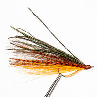 Bendback - Brown/Orange