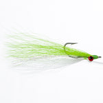 Chartreuse/White / #4 / Lead Eye