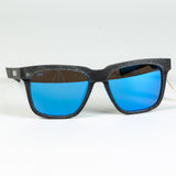 Costa del Mar Pescador Sunglasses - Net Gray, Blue Rubber, Blue Mirror, 580G