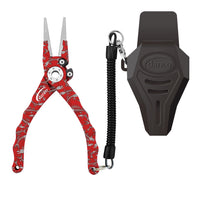 Danco Admiral Tournament Pliers - Red Fish Skeleton