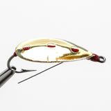 Dupre Spoon Fly - Gold/Gold