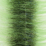 EP Craft Fur Brush - Bright Green/Black