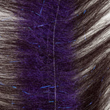 EP Craft Fur Brush - Black/Purple