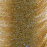 EP Craft Fur Brush - Medium Brown/Olive