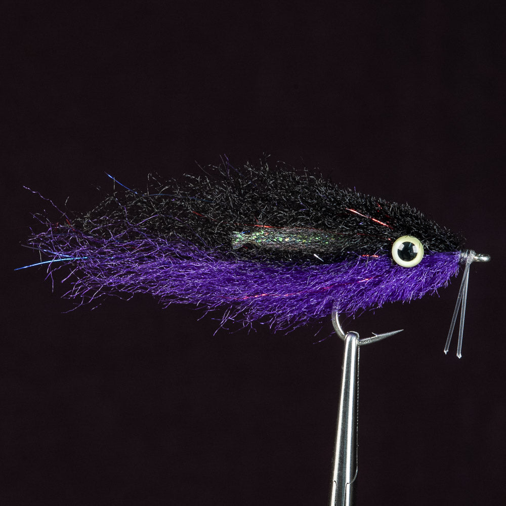 EP Rattle Mullet - Black/Purple