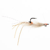 EP Spawning Shrimp - Tan, Bead Chain Eye