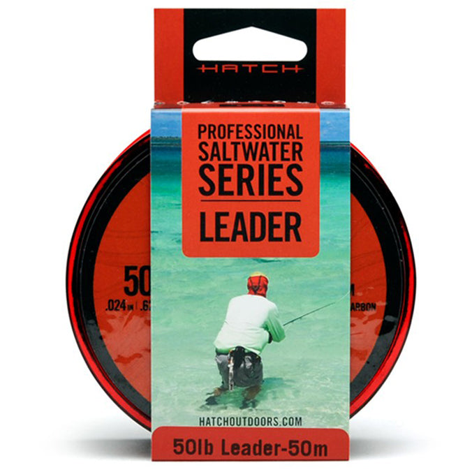 Hatch Fluorocarbon Saltwater Leader