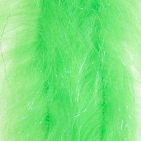 Polar Fiber Streamer Brush - Chartreuse
