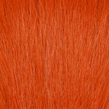 Rainy's Premium Craft Fur - Burnt Orange