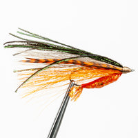 Rattle Rouser - Orange/Tan