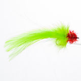 Redfish Candy - Chartreuse/Red