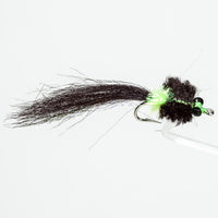 Redfish Kwan - Black/Chartreuse