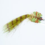 Redfish Kwan - Olive/Brown