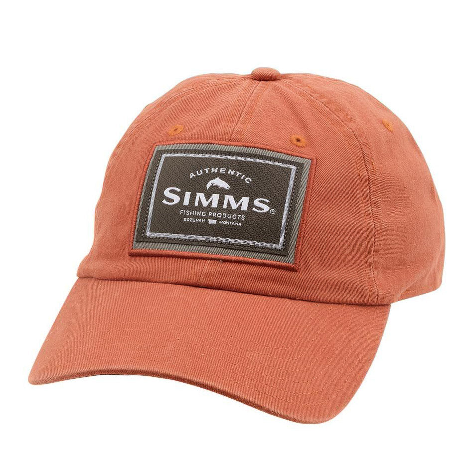Simms Single Haul Hat - Simms Orange