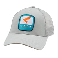 Simms Tarpon Patch Trucker Hat - Boulder