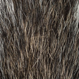 Squirrel Tail - Natural Gray