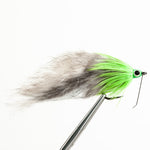 Chartreuse/Gray / #2/0