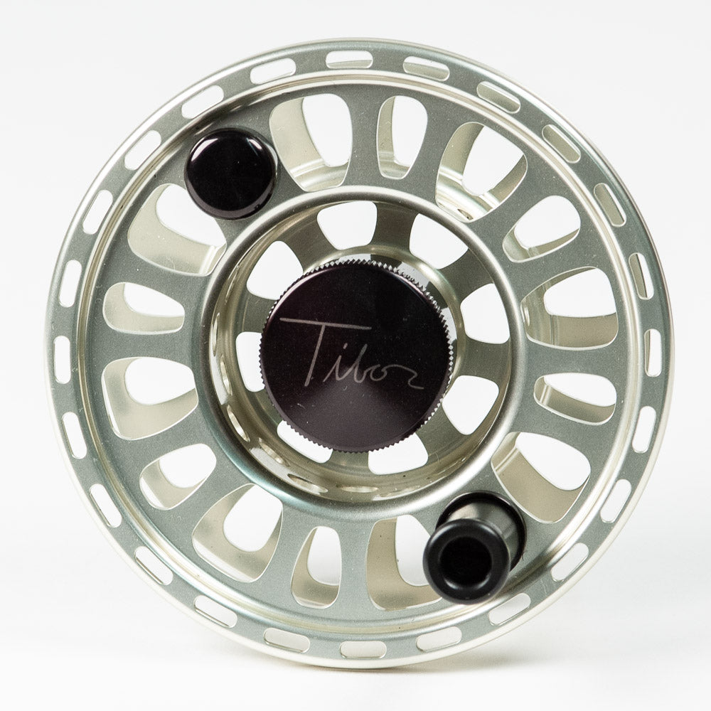 Tibor Signature Spool - Satin Gold, 7/8