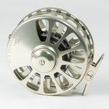 Tibor Signature Fly Reel - Satin Gold/Graphite, 9/10