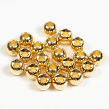 Plummeting Tungsten Beads - Gold