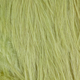 Whiting Bird Fur - White Dyed Olive