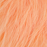 Whiting Bird Fur - White Dyed Salmon