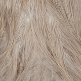Whiting Bird Fur - White Dyed Tan